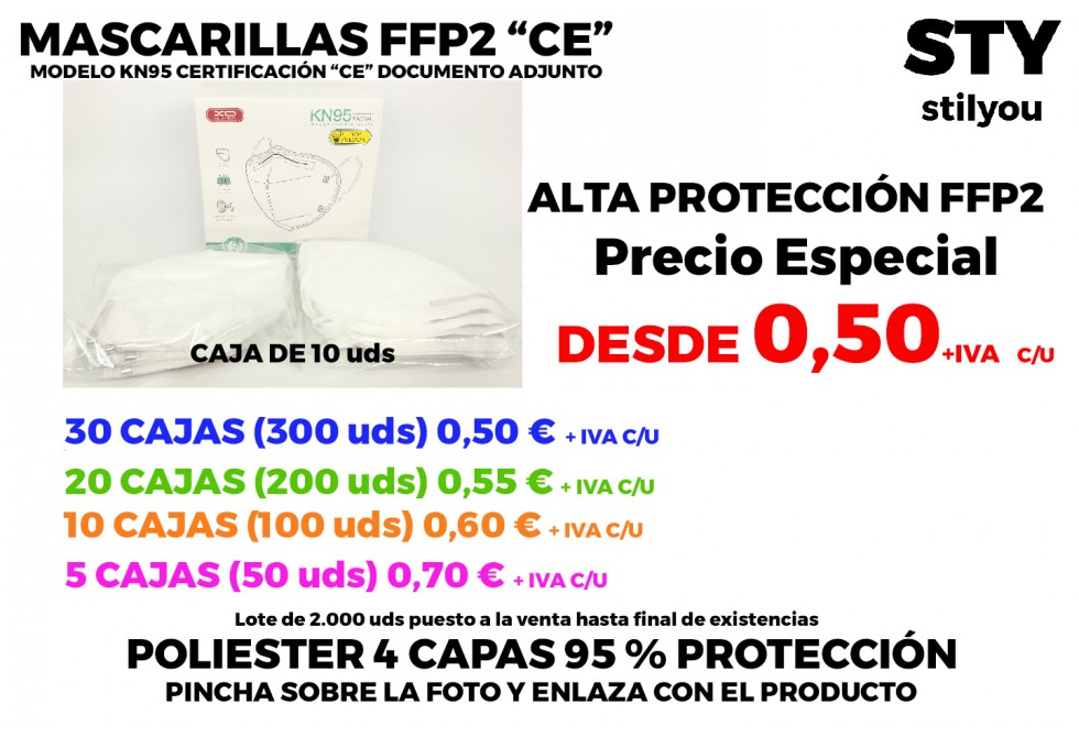 mascarillas ffp2